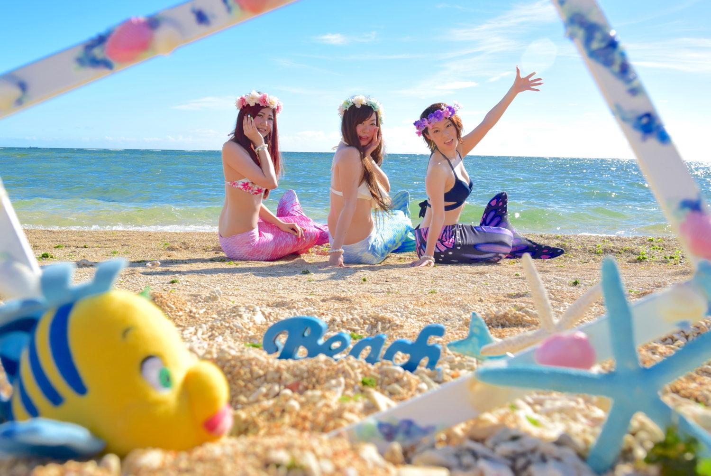 沖縄女子旅!伊計島へlet's go!