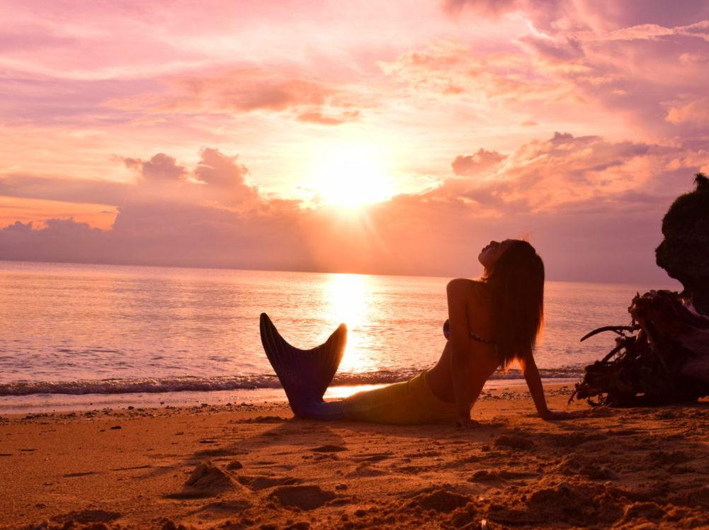 sunset_mermaid