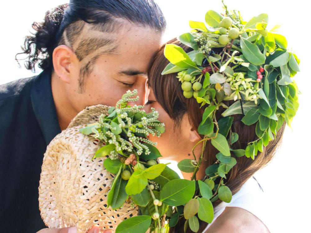 琉球草花ウェディング