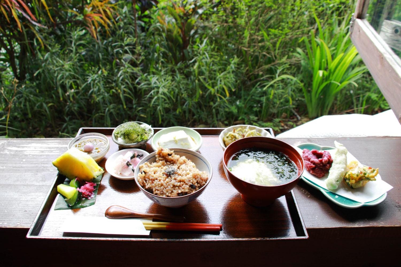 沖縄の自然を満喫できる♡山の茶屋-楽水-